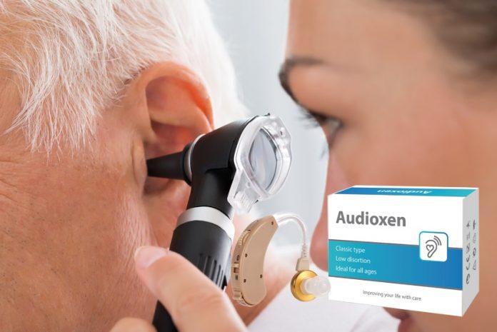 Audioxen - skład - co to jest - jak stosować - dawkowanie